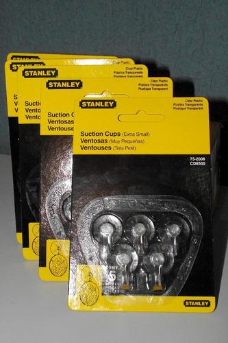 Chupones Con Gancho Stanley Caja De 5 Paquete De 5 Und. C/u