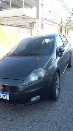 Fiat Punto 2008 1.4 Elx Flex 5p