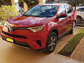 Toyota 2017 Rav4 Xle 4wd At ¡como Nueva! Particular