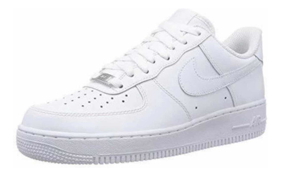 Tenis Nike Air Force One Blanco En Caja