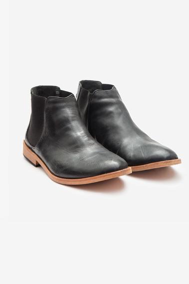 Calzado Tascani Foopiner Negro