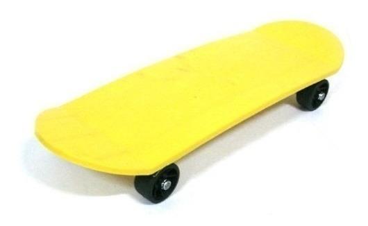 Skate Infantil Radical Sort 50 X15 Cm Amarelo