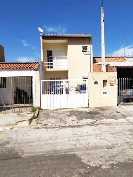 Casa À Venda Em Loteamento Residencial Novo Mundo - Ca270705
