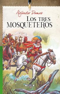 Libro. Los Tres Mosqueteros, Alejandro Dumas. Servilibro