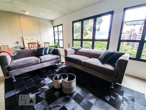 Apartamento Para Aluguel - Portal Do Morumbi, 1 Quarto, 70 - 892839283