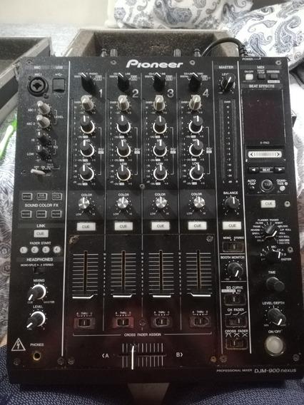 Mixer Djm 900 Nexus