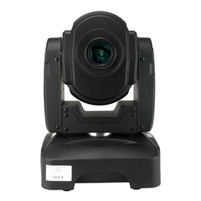 04 Moving Head Led Spot Exell Top Mod. Ex200/201 Case Duplo.