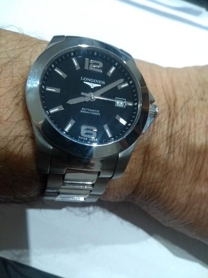 Relógio Longines Conquest Automático