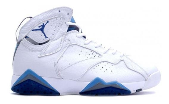 Jordan Retro 7 French Blue 16.5cm