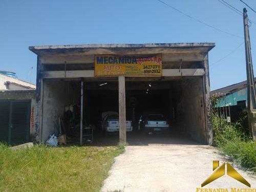 Salão Em Frente A Rodovia No Jardim Suarão - Sl00010 - 69198681