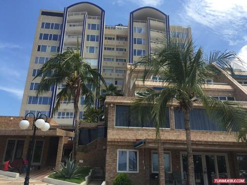 Imagen 1 de 12 de Apartamento En Venta Playa La Caracola Isla Margarita