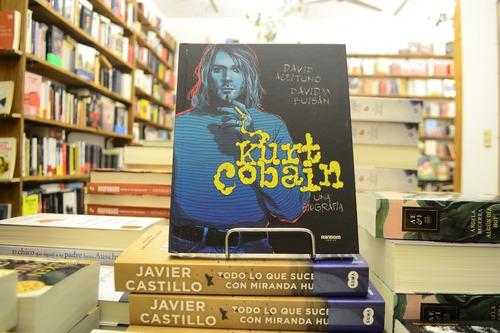 Kurt Cobain. David Aceituno Y David M. Buisán.