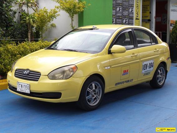 Hyundai Accent Visión Gls Taxis