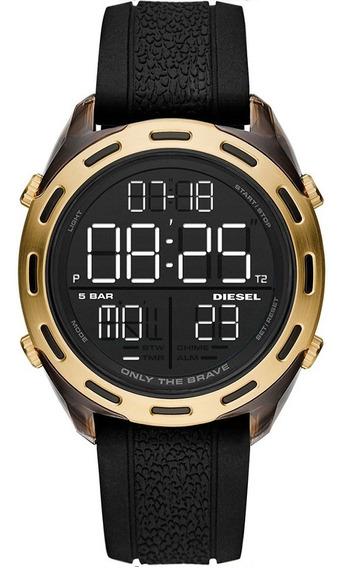 Relógio Diesel Masculino Crusher Dz1901/8pn