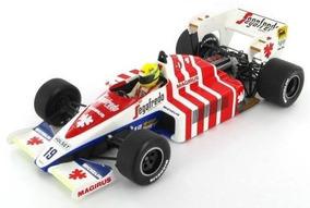 Lendas Brasileiras Ed 31 Ayrton Senna Toleman Tg 184 1984