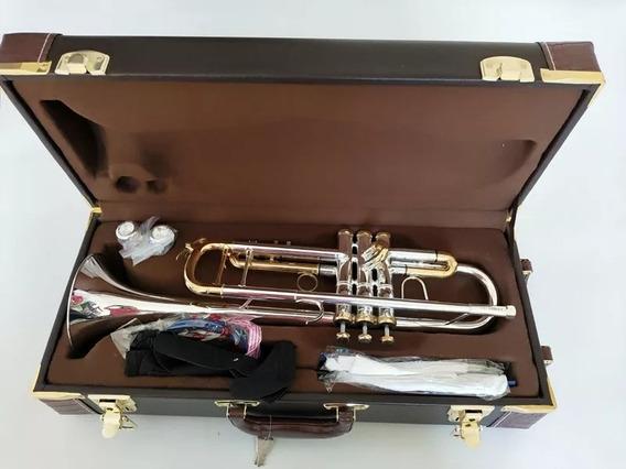 Trompete Bach Stradivarius Lt180s-72