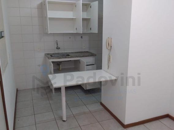 Apartamento Para Aluguel, 1 Dormitórios, Amazonas - Bauru - 537