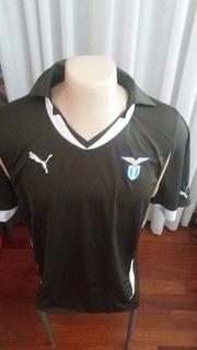 Camisa Lazio Original Semi Usada