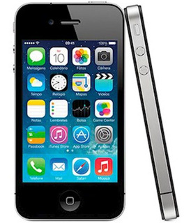 Apple iPhone 4s 8gb Original 512mb De Ram Tela De 3.5 | Novo