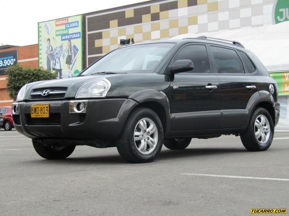 Hyundai Tucson Gl Mt 2000cc Aa Ab Abs