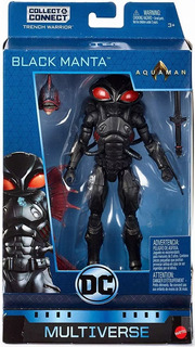 Black Manta Dc Multiverse Trench Warrior Kings Armor Aquaman
