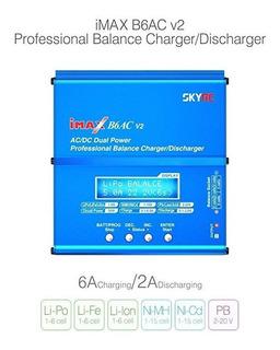 Skyrc Imax B6ac V2 Cargador Y Descargador