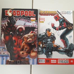 Duas Hqs Do Deadpool