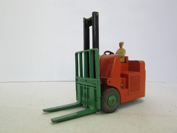 Dinky Toys Coventry Climax Ford Lift Truck Jorgetrens