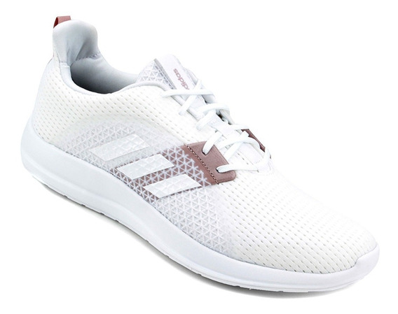 Tênis adidas Feminino Element V Caminhada Corrida Passeio