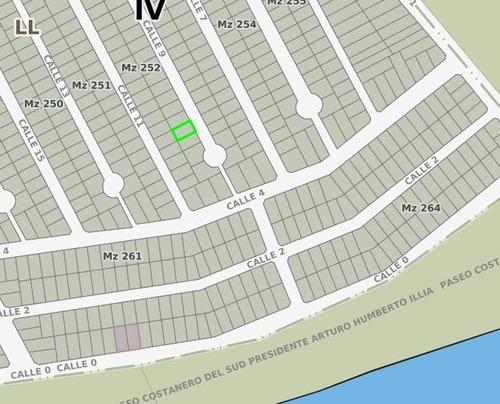 Lote 375m2 Barrio Marquesado Cercano Al Mar