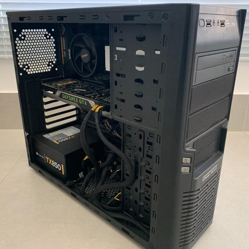 Pc Top Ryzen 2700 X/16g Ram/pv Gtx780ti