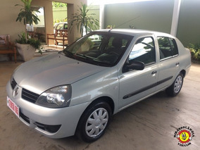 Clio Sedan 1.6 Expression Sedan 16v Flex 4p Manual