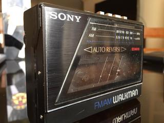 Walkman Sony Casetera Am Fm Portatil Vintage