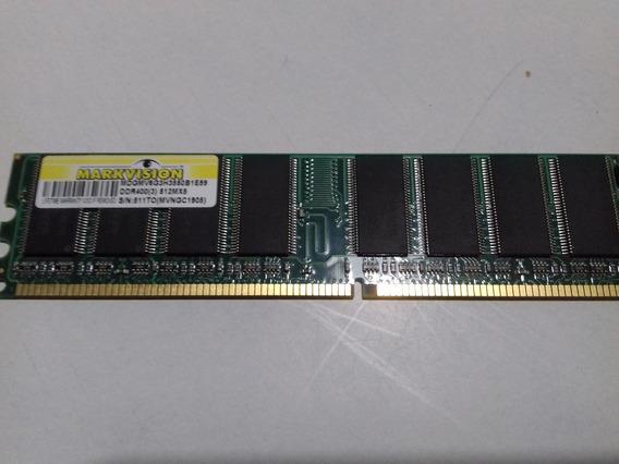 Memoria Ram Markvision Ddr400 (3) 512mx8