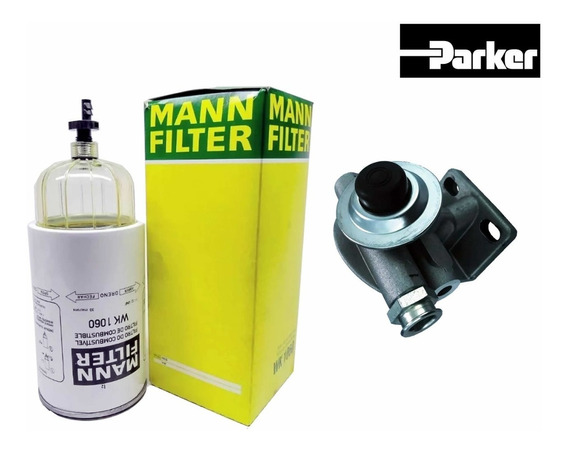 Kit Cabeçote Filtro Racor Combustivel Vw 8150 13170 19320