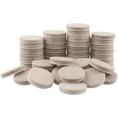 Almohadillas De Fieltro De 1 Pulgada Para Superficies Duras