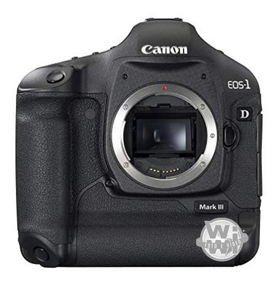 Câmera Canon Eos 1d Mark Iii (corpo Usado)