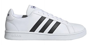 Tenis adidas Hombre Blanco Grand Court Base Ee7904