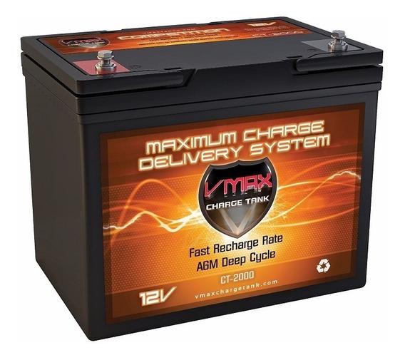 Bateria Recargable Vmax De Alto Desempeño Mod. Ct2000