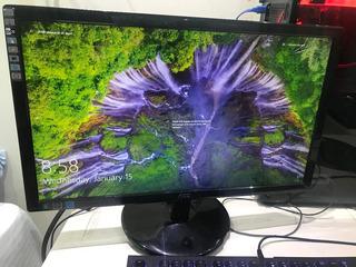 Monitor Aoc Led 60 Hz 18
