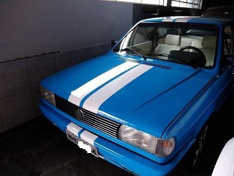 Volkswagen Gol Gl 1.8 1992 Gasolina