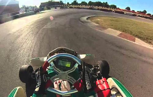 Karting Parilla 125 Rotax 150 125   Roto Fundido Desarmado