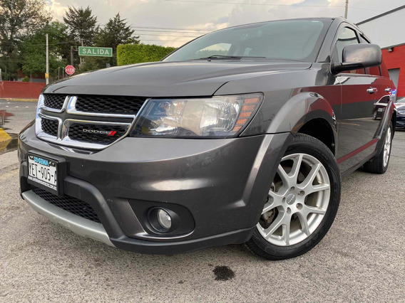 Dodge Journey 3.7 Gt 3.6 At 2017 Autos Usados Puebla