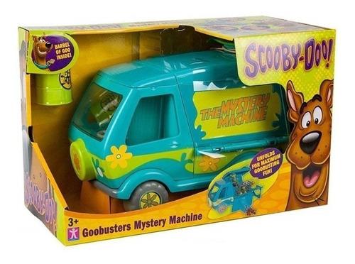 Scooby Doo Mystery Machine Van Kombi Carro 100% Original