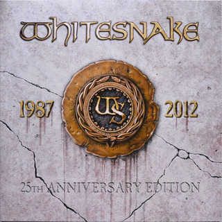 Whitesnake - 1987 (25 Th Anniversary Edition) Vinilo