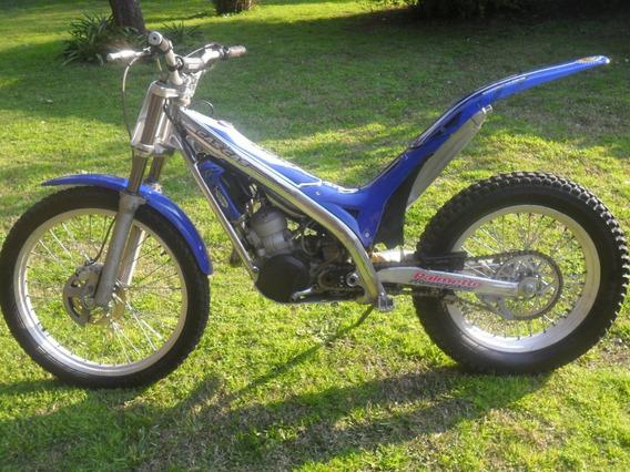 Moto De Trial Gas Gas Txt 280 Del 2002 $ 230000 Documentada