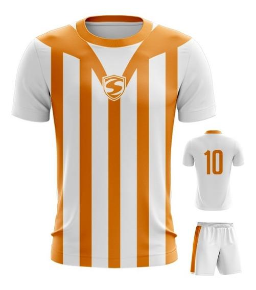 Camisa Time De Futebol Dry Fit - Cod. 008