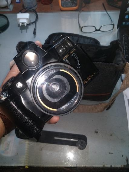 Câmera Analogica Antiga Fulaica Funcionando Usada