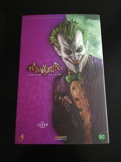 Joker Arkham City Hot Toys