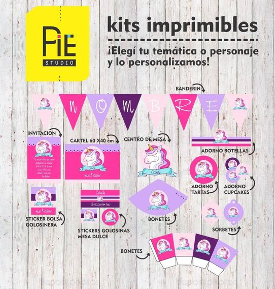 Kit Imprimible